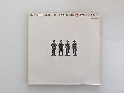 siouxsie and the banshees vinyl Original LP Join hands