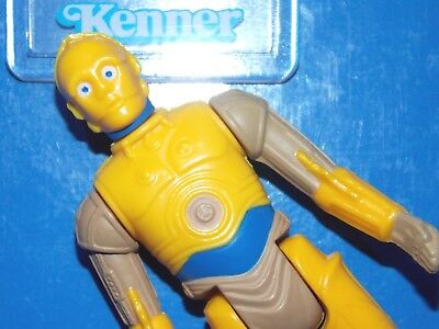 VTG~1977~1984~1985~Kenner~Star~Wars~Droids~DROID~C3PO~animated~tv~cartoon~series