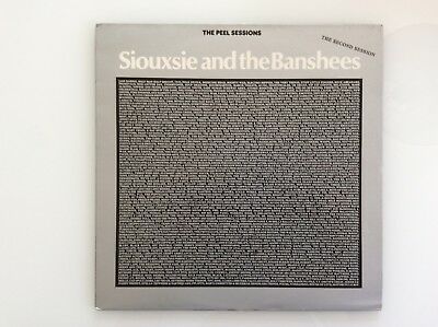 siouxsie and the banshees PEEL SESSIONS, Vinyl, Overground, Hong kong Garden...