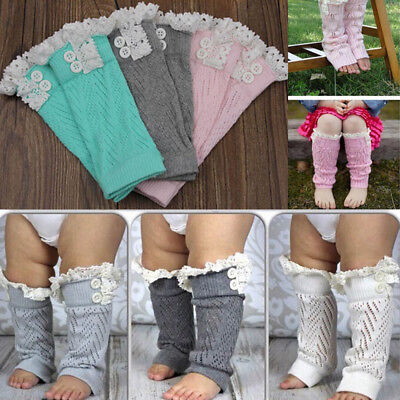 Baby Infant Toddler Anti Slip Crawling Knee Pads Safety Cushion Protector Socks