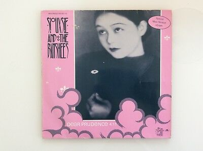 Siouxsie And The Banshees Vinyl Maxi Single Dear Prudence