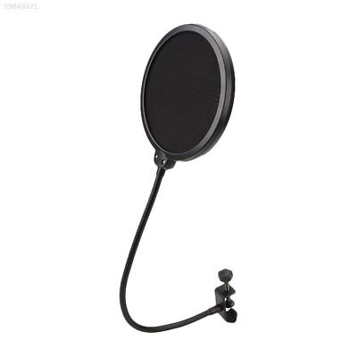 7CCB New Flexible Recording Microphone WindScreen Mic Pop Filter Shield For Spea