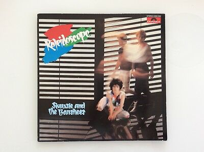 """Siouxsie And The Banshees - """"Kaleidoscope"""" (LP, 1980)"""