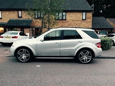 Mercedes Ml 3.0 Cdi Se 7G-Auto Full Amg Body Kit And Wheels Full Leather
