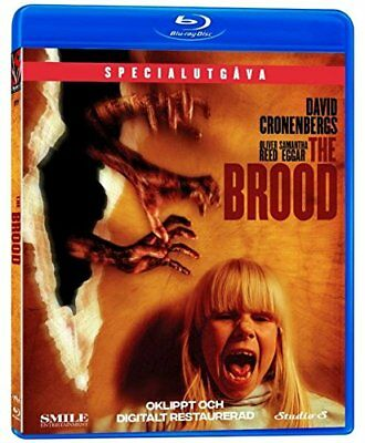 The Brood (Blu-ray) Uncut and Restored - NEW Special Edition (David Cronenberg)