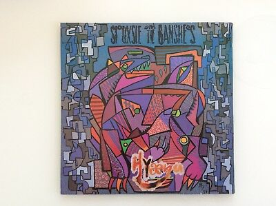 LP Siouxsie And The Banshees - Hyaena' Vinyl