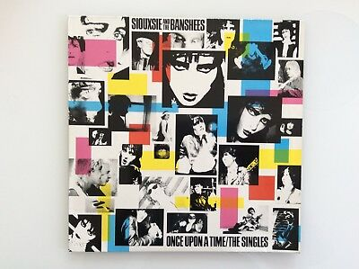 LP: Siouxsie And The Banshees: Once Upon A Time / The Singles