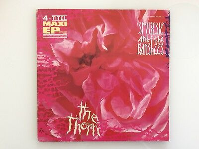 siouxsie and the banshees vinyl EP The Thorn