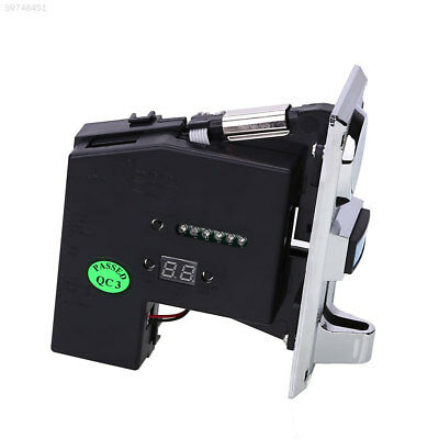 06BD MULTI COIN Acceptor Mechanism For Arcade Game Vending Machine Massage  Chair