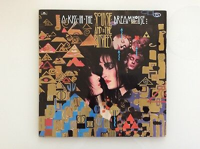 Siouxsie and the Banshees Vinyl, a Kiss in the Dreamhouse LP (Polydor)