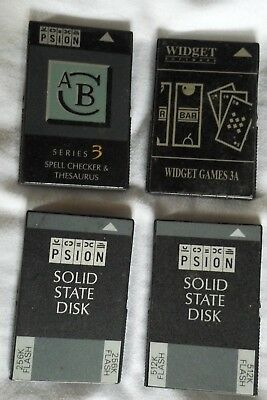 Psion Series 3 Solid State Discs ( 4 ).