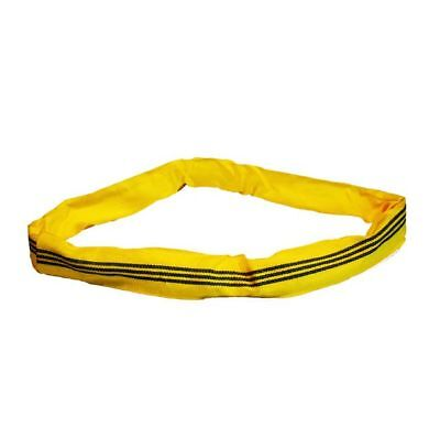 Heavy Duty Round Sling Endless Lifting Strap Sling Strop 1T 2T 3T 4T 5T 6T 8T