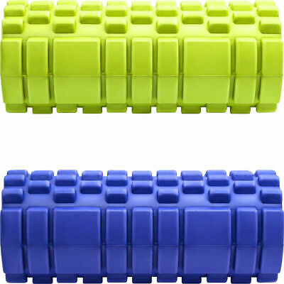Massage Grid Foam Roller Pilates Physio Yoga Muscle Rehab Trigger Point 3 in 1
