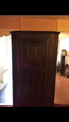 Large oak antique Style Wardrobe For Sale