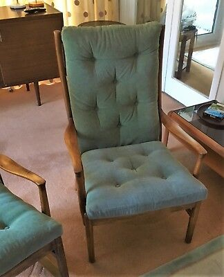 Parker Knoll arm chair (ref 18.8.014A)5