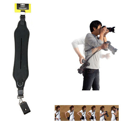 Neoprene Fast Utility Sling Strap Camera Belt Dynamic Shooting for nikon D7200