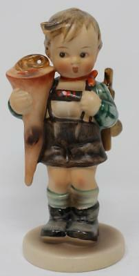Goebel Hummel Figurine -Little Scholar HUM 80 - TMK2 Full Bee  5 1/2""