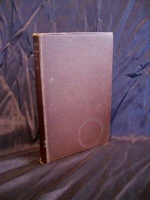 Rare VINTAGE Book 1947 2nd Second Ed WATCH-MAKERS & CLOCK-MAKERS OF THE WORLD
