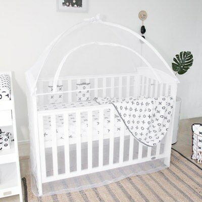 NEW Babyhood Cot Canopy Net from Baby Barn Discounts