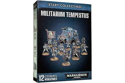 Militarum Tempestus Start Collecting - Warhammer 40.000 ( 70-54 )