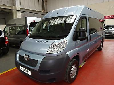 14 Peugeot Boxer 2.2HDi 130 335 L3 H2 WHEELCHAIR ACCESS DISABLED