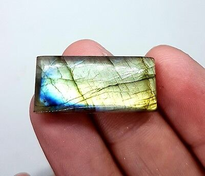 28x12mm Labradorite Cabochon Loose Stone for Sale Cabochon Gemstone  TSCH40