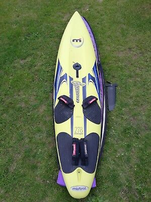 Surfboard Mistral Screamer, 2,78m ,108l