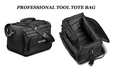 Andis BARBER HAIR STYLIST GROOMER TOTE BAG Tool,Clipper,Accessory Storage Case