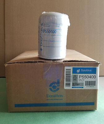 11-Each NOS DONALDSON P550400 Lube Wix #51516 factory packaging