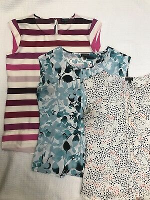 THE LIMITED Womens Lot of 3 shirts/blouses M