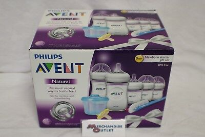 Philips - Avent Natural Newborn Starter Gift Set