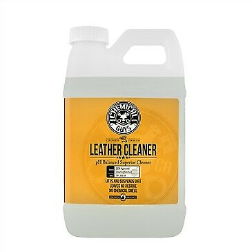 Chemical Guys Leather Cleaner - Colorless & Odorless Super Cleaner - 64oz