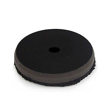 "Chemical Guys Black Optics Microfiber Black Polishing Pad 6.5"" - BUFX_305_6"
