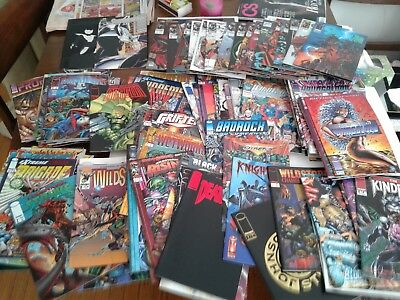 156 Huge Image Comics Mixed Lot Spawn Savage Dragon Wildcats Youngblood Many #1