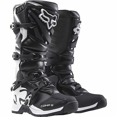 Fox - Comp 5 Black Boots - 12