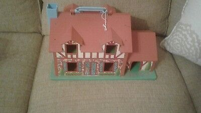 Fisher Price  Play house 1969  Accessories l Set 952
