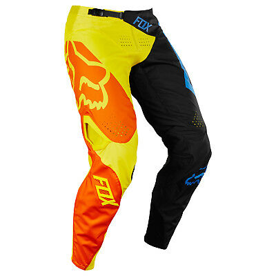 Fox - 360 Preme Black/Yellow Youth Pants - 22
