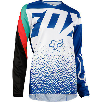 Fox - 180 Blue Women Jersey - Small