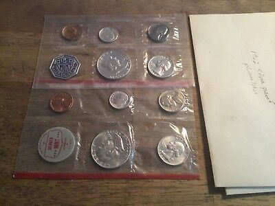 1962 P And D Us Silver Mint Set Estate Sale