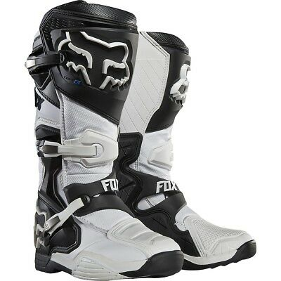 Fox - Comp 8 White Men Boots - 11