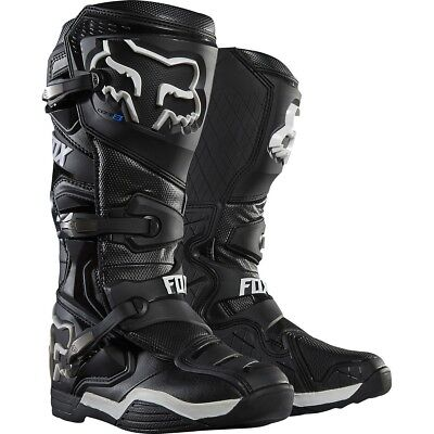 Fox - Comp 8 Black Men Boots - 15
