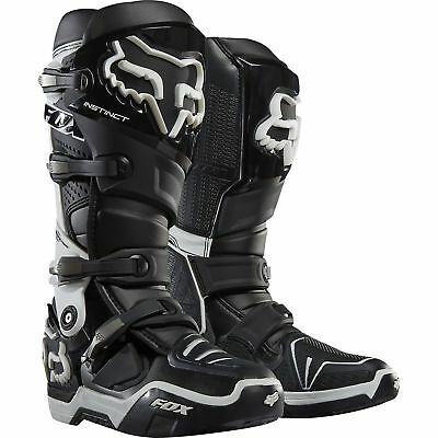 Fox - Instinct Black Men Boots - 12