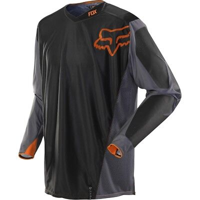 Fox - Legion Offroad Grey/Orange Jersey - Small