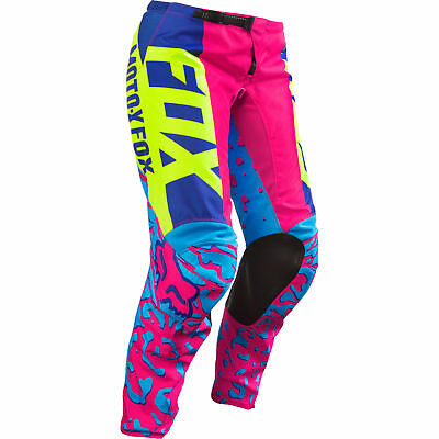 Fox - 180 Pink Youth Girls Pants - 22