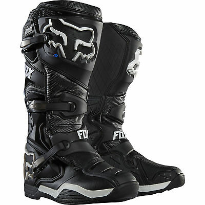 Fox - Comp 8 Black Men Boots - 10