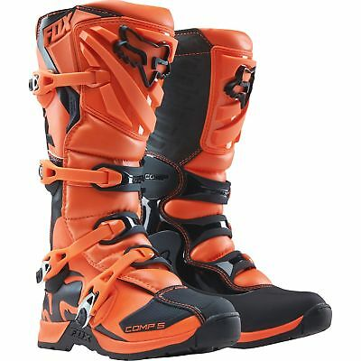 Fox - Comp 5 Orange Boots - 12