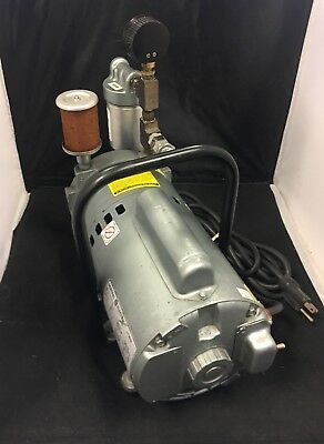 GAST PUMP MODEL 1022-P155-G272X  GE Motor