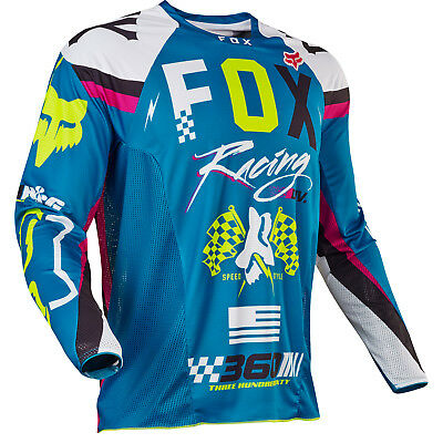 Fox - 360 Rohr Jersey - Large