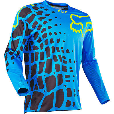 Fox - 360 Grav Blue Men Jersey - Medium