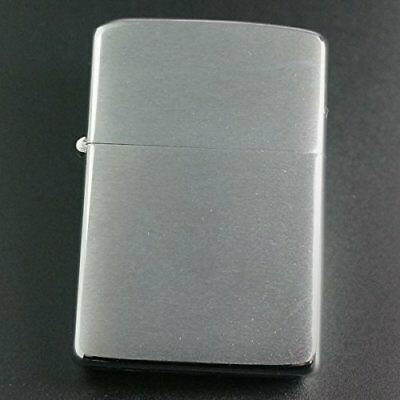 Zippo # 200 Brushed-Chrome 1961 Production From Japan
